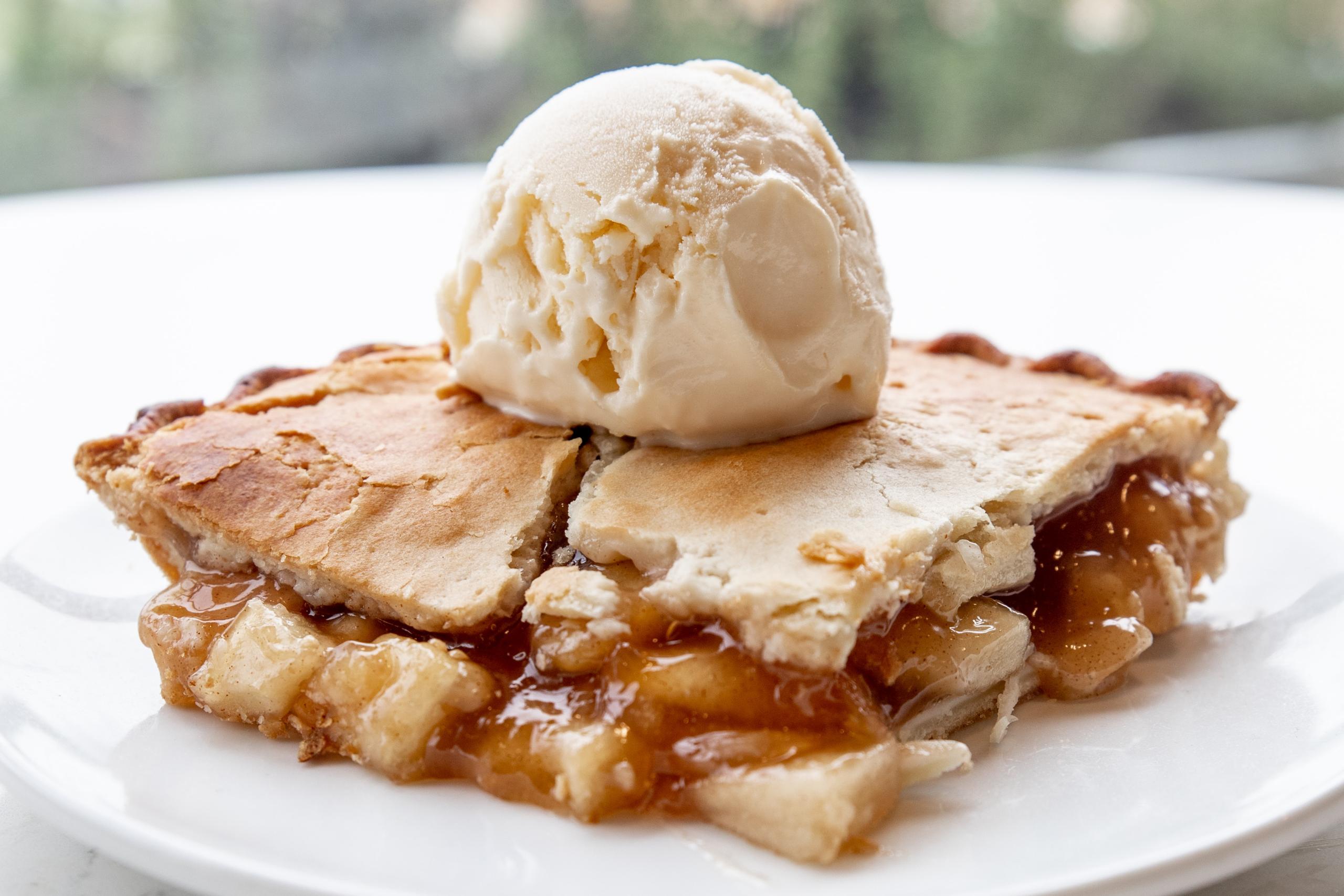 harpers delicious apple pie